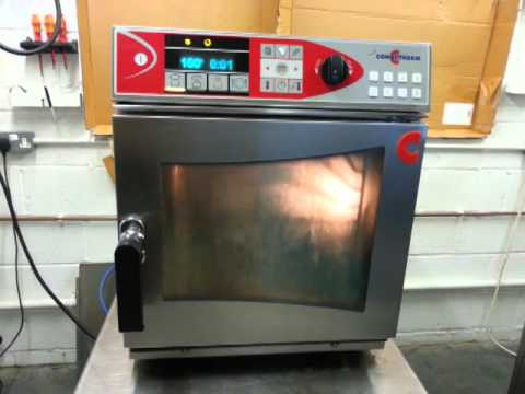 Convotherm Commercial Mini OES 6.06 Electric Steam Combi Oven