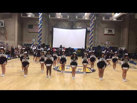 Shafter High School Cheer