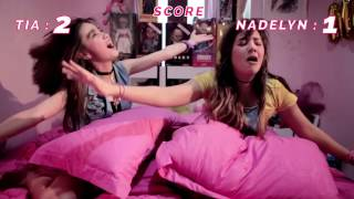 BIGO LIVE Challenge - Tia VS Nadelynne | Broadcaster Diary