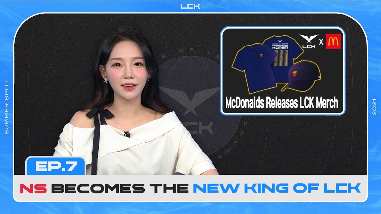 New King Takes Over the LCK Throne [LCK Weekly Newsfeed]   2021 LCK Summer Split