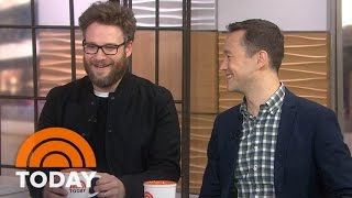 Seth Rogen, Joseph Gordon-Levitt: 'Night Before' NOT A Family Film | TODAY