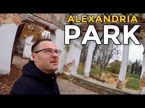 The Secrets of Alexandria Park! | Bila Tserkva | Ukraine 🇺🇦 4K