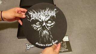 IMMORTAL 'Northern Chaos Gods' UNBOXING by Nordic Metal