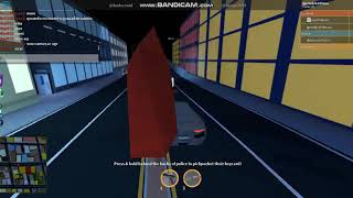 EP3 Street Boy We were arrested (Roblox)
