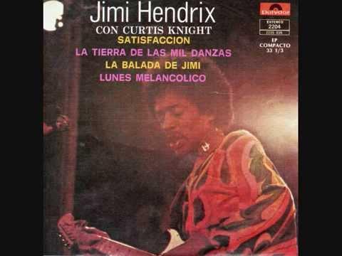 JIMI HENDRIX      SATISFACTION    Format EP Vinyl  FULL 4   OR