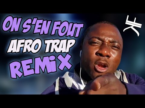 NEYMAR, CAVANI, MBAPPÉ  WE DON'T CARE (Afro Trap Remix)