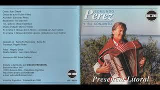 "Gambar cover Edmundo Pérez y su conjunto - ""Presencia Litoral"" (1998) - CD e info."