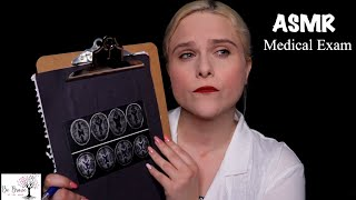 [ASMR] Sci Fi: An Amazing Discovery! Medical Exam Roleplay 👽🧜🏻♀️