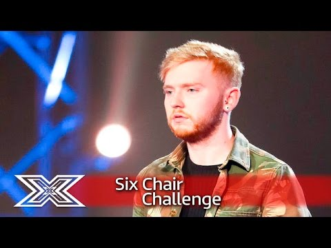Niall Sexton tries to impress Nicole with her own song! | Six Chair Challenge | The X Factor UK 2016