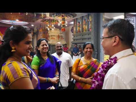 Singapore Sri Senpaga Vinayagar Temple Pongal Celebration 2017