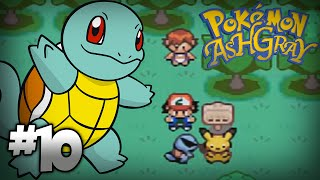 Let's Play Pokemon: Ash Gray - Part 10 - Squirt Squirtle