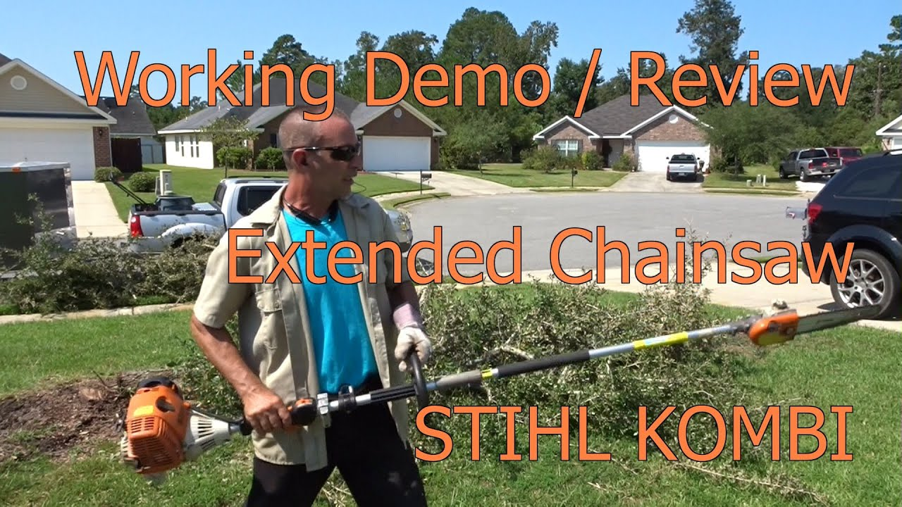 Review stihl kombi pole pruner working demonstration chain saw review stihl kombi pole pruner working demonstration chain saw system 1080p hd greentooth Gallery