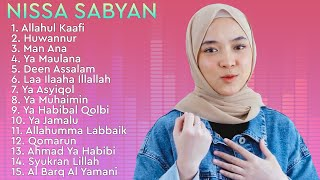 Nissa Sabyan [ Full Album 2021 ] LAGU SHOLAWAT NABI MERDU TERBARU 2021 Penenang Pikiran