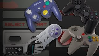 Gambar cover Top 10 Video Game Controllers