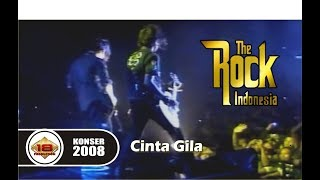 THE ROCK INDONESIA - CINTA GILA