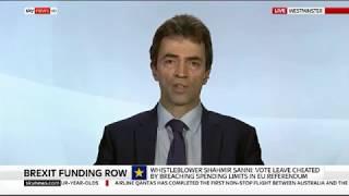 Tom Brake - Leave cheating allegations