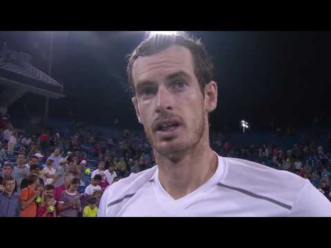 Andy Murray reaches Cincinnati Masters semifinals