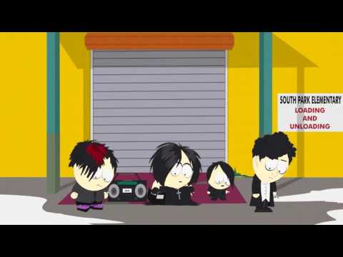 South Park Goth Music (Extended Episode Version)