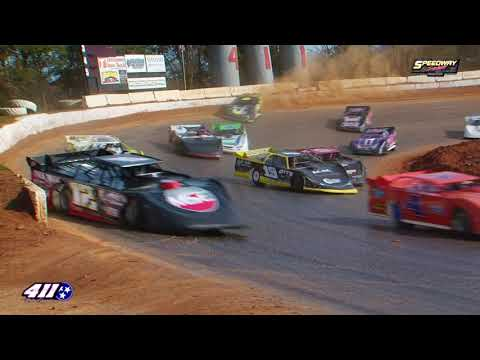 602 Late Model @ 411 Motor Speedway Dec. 28, 2019