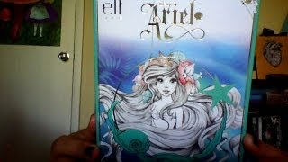 Elf disney beauty book Ariel First impressions Thumbnail