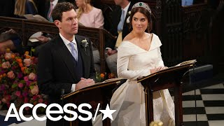 Princess Eugenie's Wedding Day Look: All The Details!