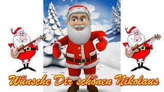 🤶 NIKOLAUS Knecht Ruprecht 🤶 Alle Jahre 🤶 Merry Christmas Frohe Weihnachten 🍾 ein frohes Neues Jahr