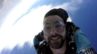 Tandem Skydiving Video - Skydive Jurien Bay - Mark McKenna