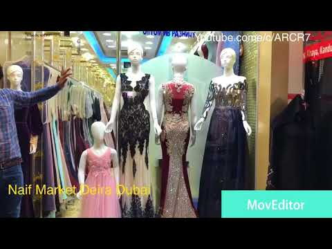 Best Designing Dress Market in Dubai ...