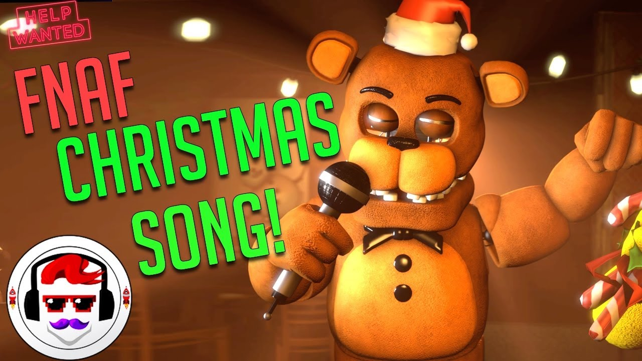 Christmas Fnaf Song Lyrics