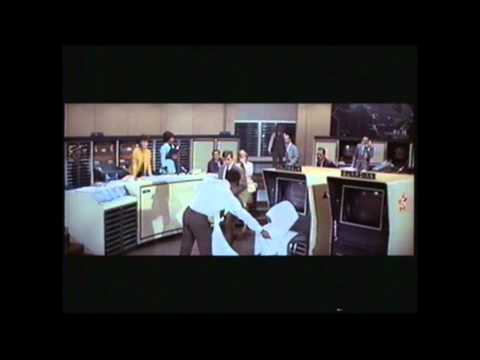 "Widescreen Trailer for ""Colossus: The Forbin Project"""
