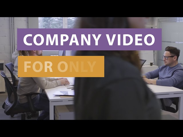 Your Company Video for Only $99 - CreativaWorks.com