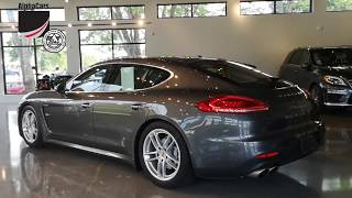 2015 Porsche Panamera 4S, Overview, AlphaCars & Ural of New England