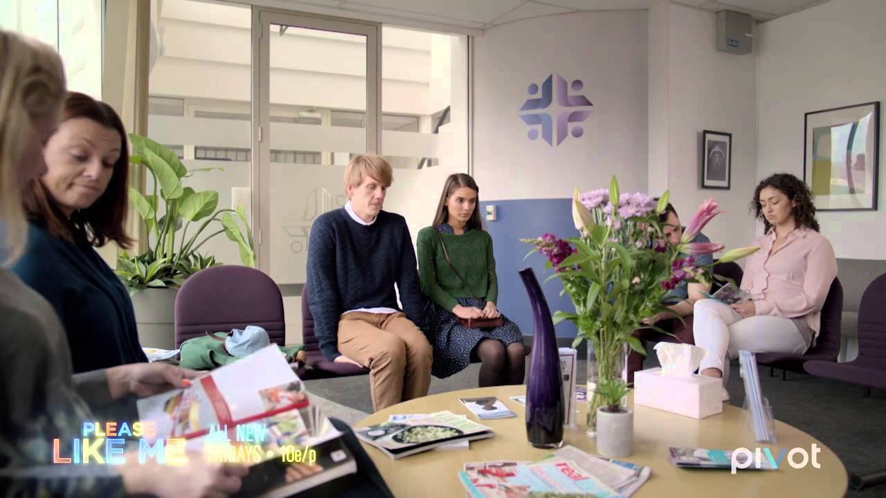 Download Josh Takes Claire to the Clinic ('Please Like Me': Season 3, Episode 6 Clip)