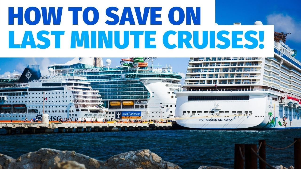 Last Minute Cruise Deals >> Last Minute Cruise How To Get A Great Deal