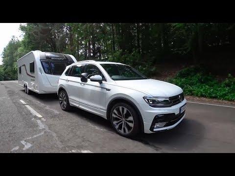The Practical Caravan VW Tiguan review