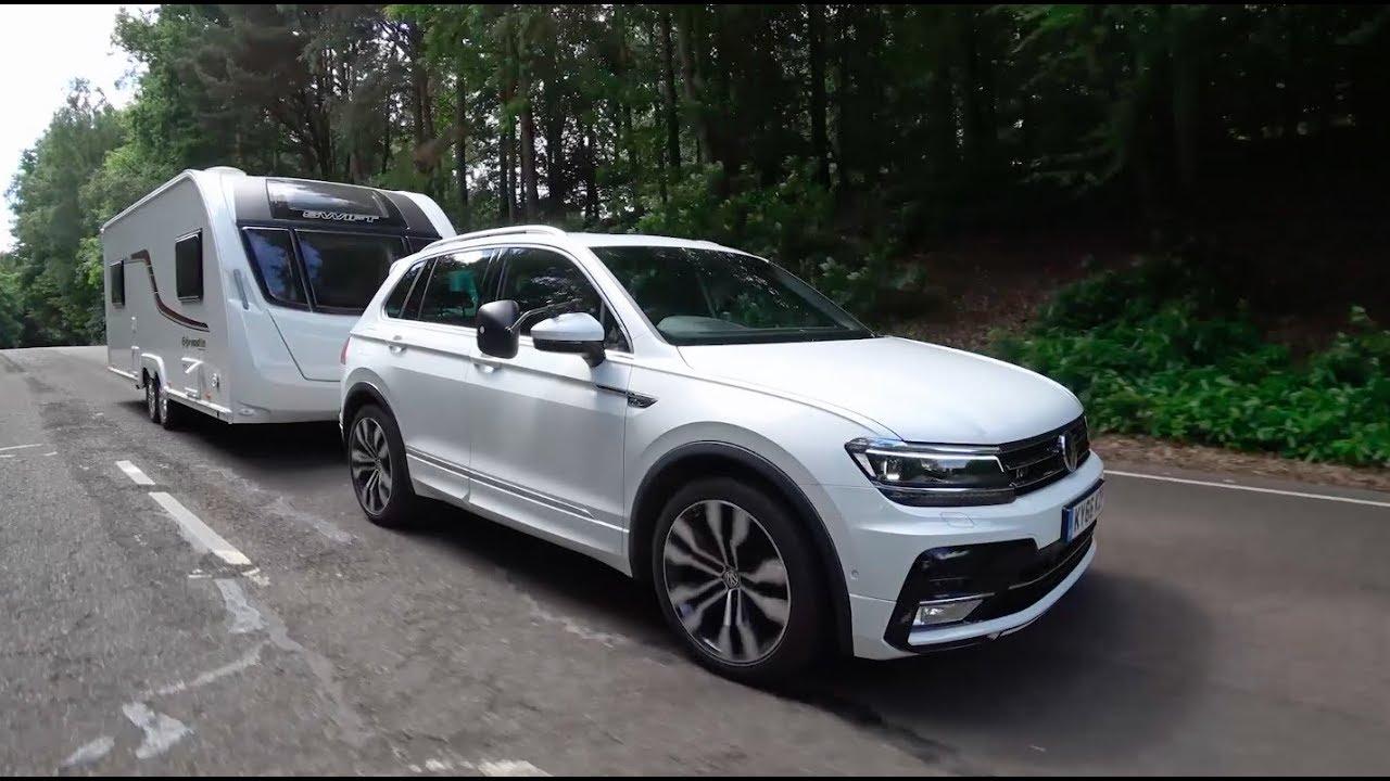 The Practical Caravan VW Tiguan review - YouTube