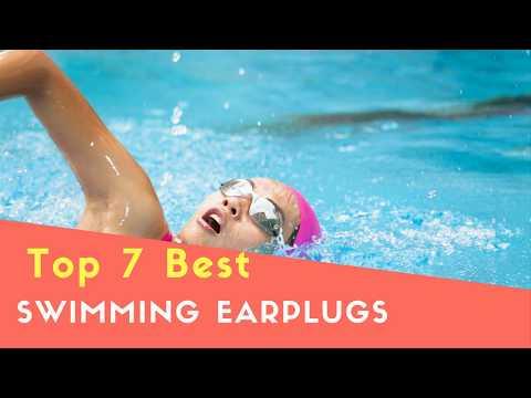 Top 7 Best Swimming Earplugs
