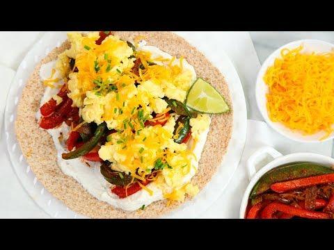 3 Healthy Breakfast Wraps | Better Breakfasts