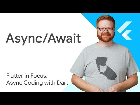 Async/Await - Flutter in Focus