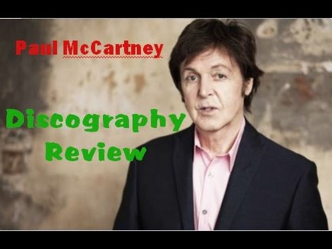 Paul McCartney Discography Review