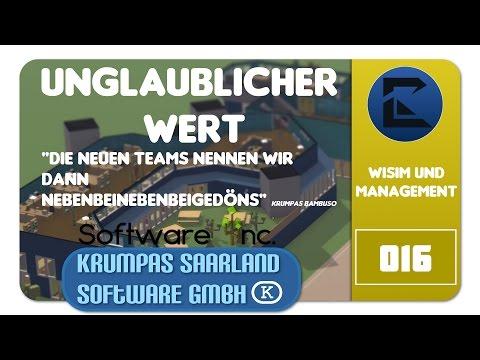 Let's Play Software Inc. - Krumpas Saarland Software GmbH #016 Unglaublicher Wert [HD/Deutsch]