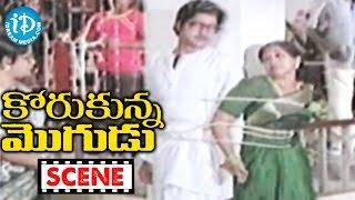 Korukunna Mogudu Movie Scenes - Shoban Babu Fighting With Goons || Lakshmi || Jayasudha