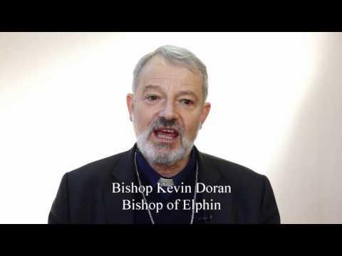 Bishop Kevin Doran Christmas Message 2016
