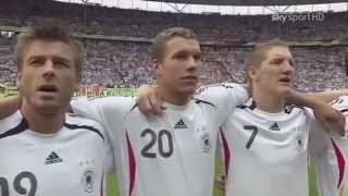 Germany  National Anthem World Cup 2006