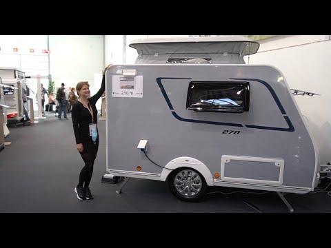 Der kleinste Wohnwagen der Welt 2021. Ein Bericht über Minimalismus.