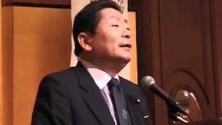 【中川秀直】1130名古屋「増税の2大条件」 中川秀直 検索動画 29
