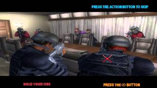 Ghost Squad (Wii) walkthrough - Operation Air Force One