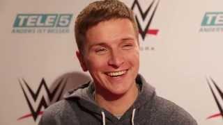 Aaron Troschke über seine Leidenschaft als WWE-Fan: WWE Live in Leipzig