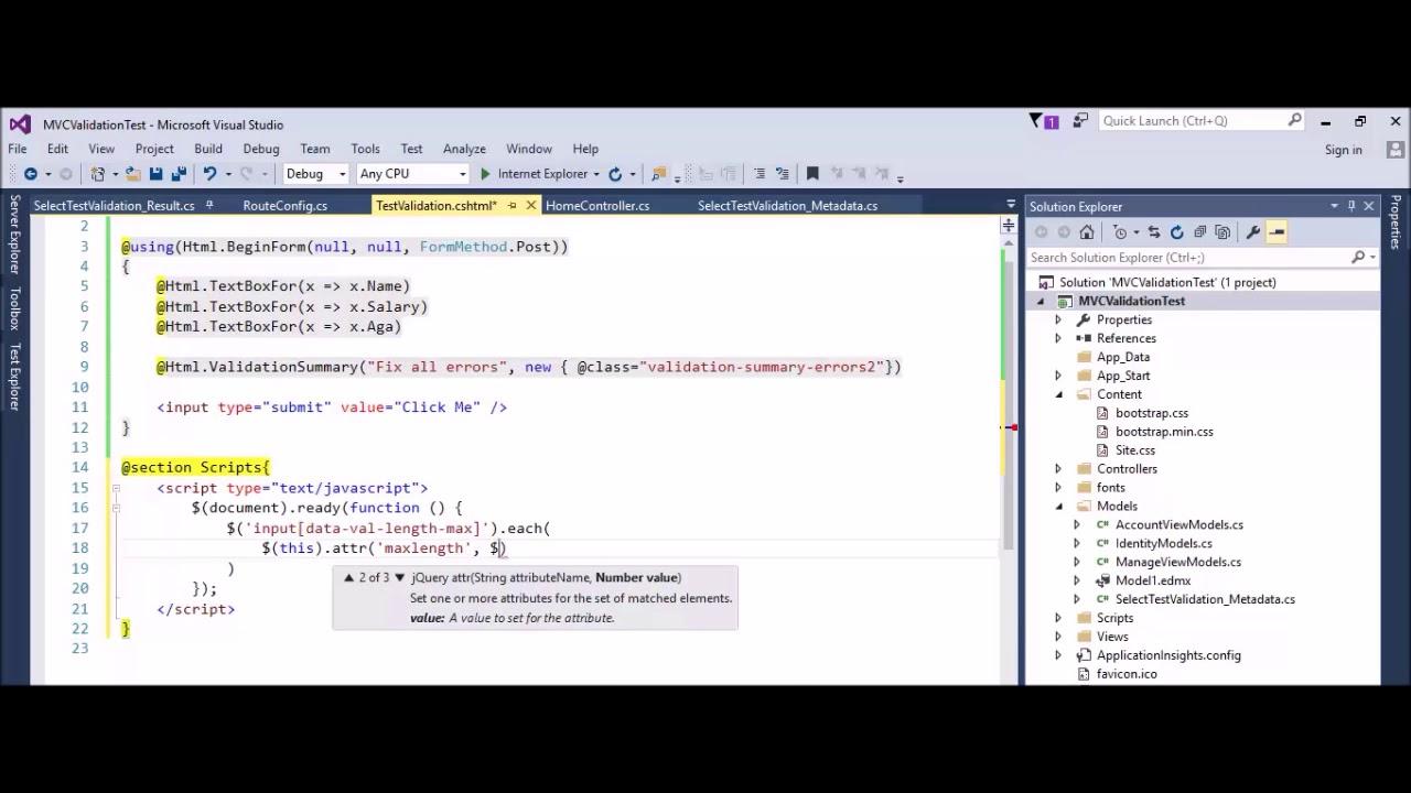 Input Type Number Maxlength Validation Javascript