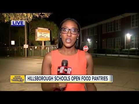 Hillsborough County Food Pantries